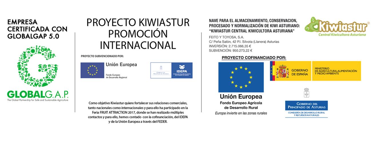 Internacionalización de Kiwiastur